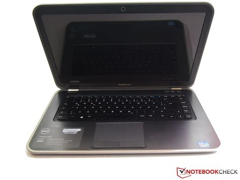 Laptop Dell Inspiron 15z Ultrabook review dell inspiron 15z 5523 ultrabook notebookcheck net reviews