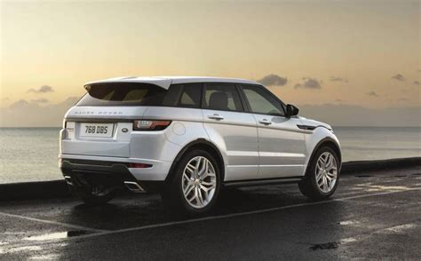 range rover evoque rear 2016 range rover evoque on sale in australia from 51 995