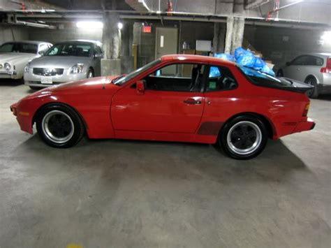 blue book used cars values 1985 porsche 944 seat position control 1983 porsche 944 28k original miles guest post german cars for sale blog