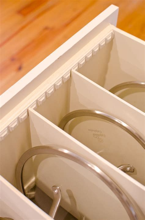Spring Cleaning: DIY Organized Pots and Pans Cookware Drawer