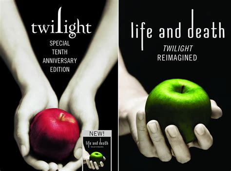 libro life and death in stephenie meyer escribi 243 un nuevo libro sobre twilight y la historia es transg 233 nero grupo rivas