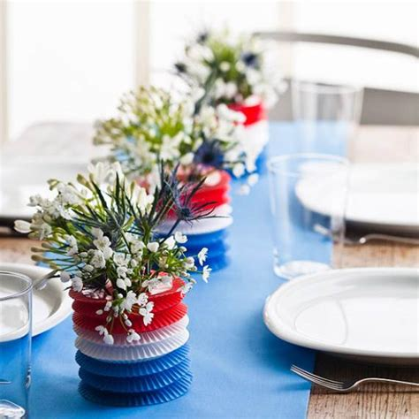 Fourth Of July Table Decoration Ideas by 30 Easy 4th July Centerpieces Decorating Ideas In National