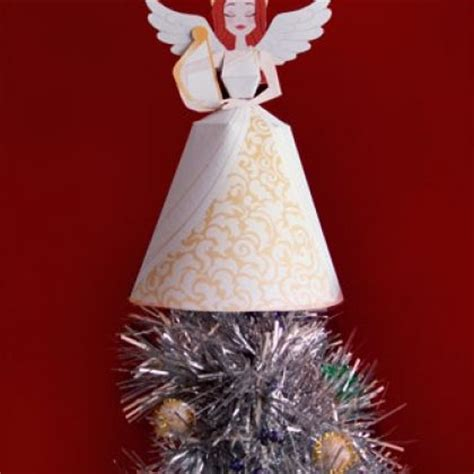 printable christmas tree topper angel tree topper free printable angels pinterest