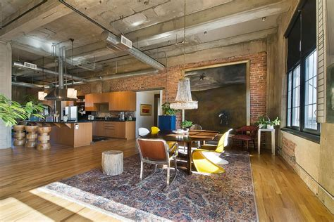 The Mill Interior Design by Stylish Flour Mill Loft In Denver Idesignarch Interior