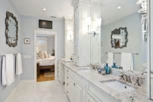 Master bathroom and closet suite traditional bathroom other