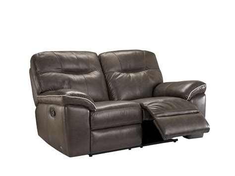 small recliner sofa roma small power recliner sofa buy at christopher pratts