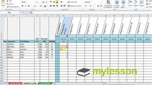 excel grade book amp feedback for students youtube