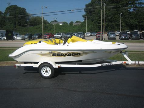 sea doo sportster le jet boat sea doo sportster le 2003 for sale for 1 boats from usa
