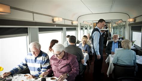 Via Rail The Canadian Sleeper Touring Class by Trans Canada Rail Tours Cartan Tourscartan Tours