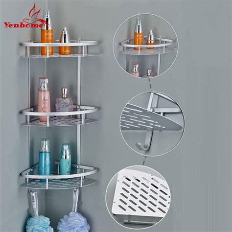 aluminium bathroom accessories online buy wholesale bathroom shelf from china bathroom