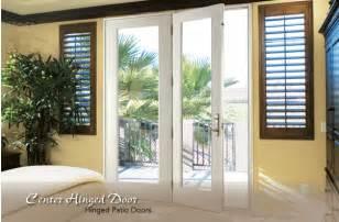 Center Hinged Patio Doors Center Hinged Doors Neuma Doors Manufacturer Of Fiberglass Patio Doors