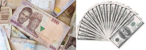 converter naira to dollar exchange rate dollars to naira black market