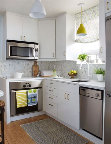 Small White Kitchen Design Ideas Best 25 Small Kitchens Ideas On Pinterest