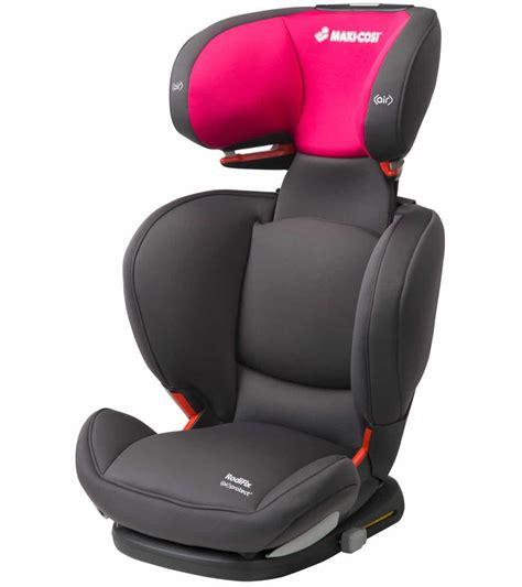 car seat booster maxi cosi rodifix booster car seat grey