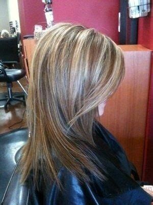 what are lowlights for brunettes highlights on pinterest