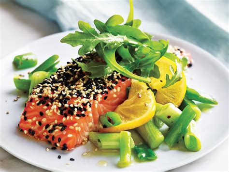 salmon buffet recipes baked salmon recipes cooking light