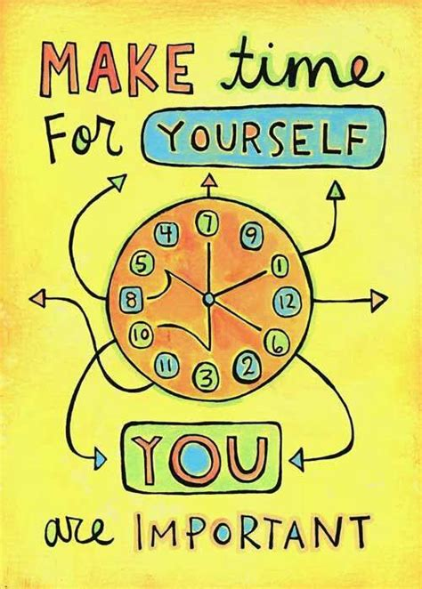 How To Make Time For Yourself by Make Time For Yourself