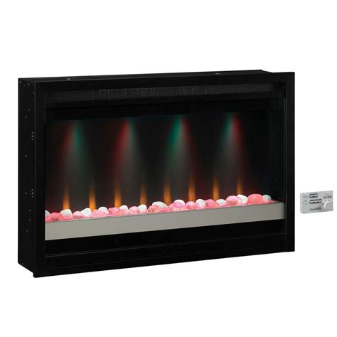 home depot gas fireplace inserts emberglow 32 in vent free firebox insert vfb32 the home
