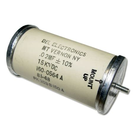 capacitor high filter new 02uf 15000v dc high voltage cylindrical filter capacitor 15kv 0 02mfd ebay