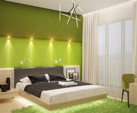 imagenes de recamaras verdes color verde fabuloso 161 7 ideas para decorar casas modernas
