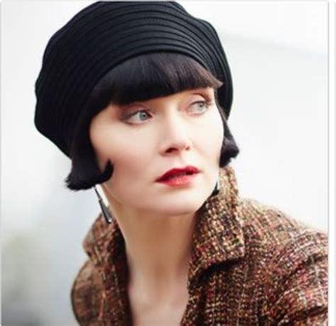 essie davis hairstyle delightful phryne fisher miss fisher s murder mysteries