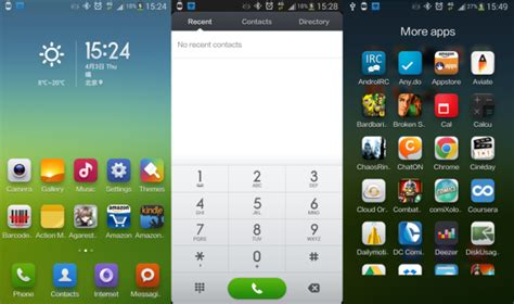 theme miui galaxy s6 xiaomi releases beta version of miui launcher for android
