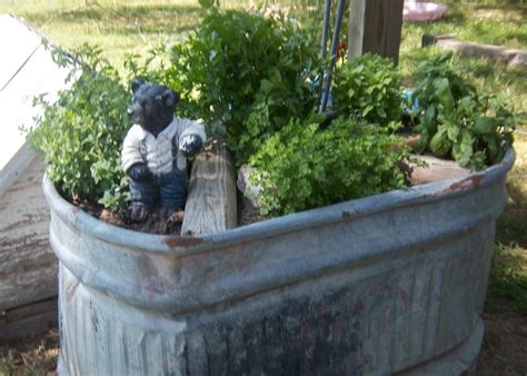 Stock Tank Garden by Pin By Sharalee Savage On Gardening