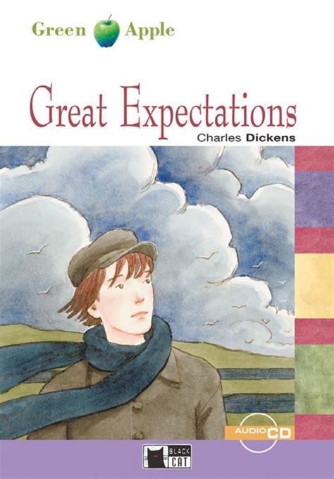 libro great expectations york notes great expectations step one a2 green apple readers catalogue aheadbooks black cat