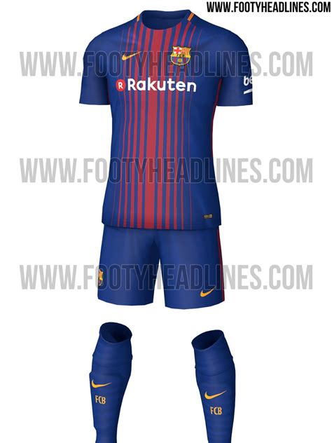Jersey Barcelona 3rd 2017 2018 17 18 Fullset Grade Ori exclusive real pictures barcelona 17 18 home kit
