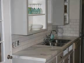 Marble Laminate Countertops by Concrete Countertop That Looks Like Carrara Marble