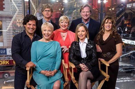 Little House On The Prairie Cast Reunite For 40th Anniversary Of Show Ny Daily News