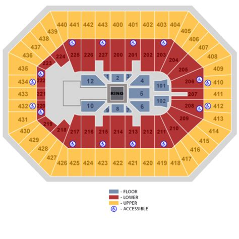 bmo harris seating chart bmo harris center seating chart pictures to pin on