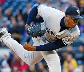 Chapman Detox by Aroldis Chapman Throws 20 Pitch Rehab Outing With A