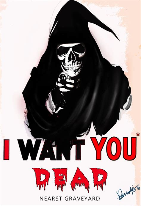 Want You Dead i want you dead by aruthizar on deviantart