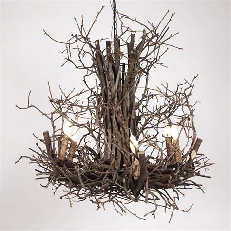 Twig Chandelier Twig Chandelier On Branch Chandelier Chandeliers And Ls