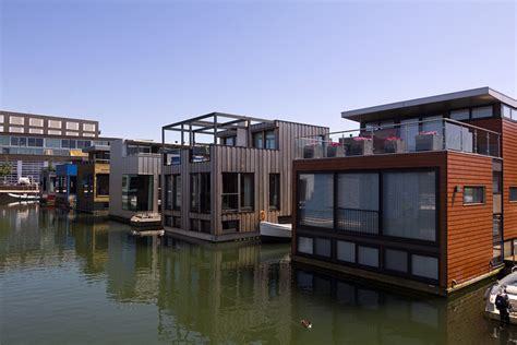 floating houses are the floating houses of the netherlands a solution