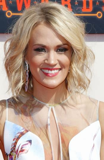 Carrie Underwood Hairstyle by Cool Carrie Underwood 2016 This Cut And Color