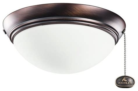 low profile contemporary ceiling fan kichler lighting 380120obb basic low profile 30 36 ceiling