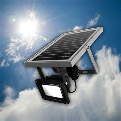 solar panel flood lights solar panel flood light with power led floodlight high