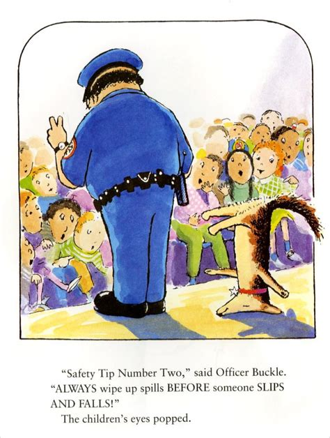 Officer Buckle by White S Ed Psych