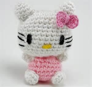 Hello kitty amigurumi for a friend handmade kawaii