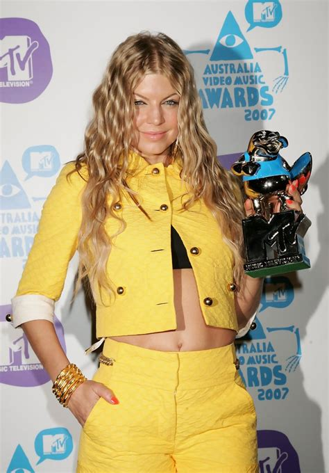2007 Mtv Australian Awards by Fergie Pictures Awards Room At The Mtv Australia