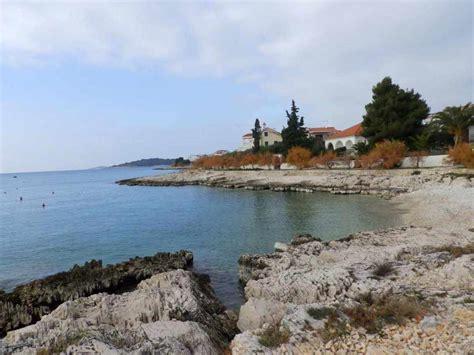 wohnung kroatien rogoznica dalmatien wohnung am meer im erdgeschoss