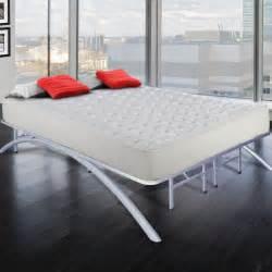 Arch Platform Bed Frame Size Arch Metal Platform Bed Frame 14 Inch High