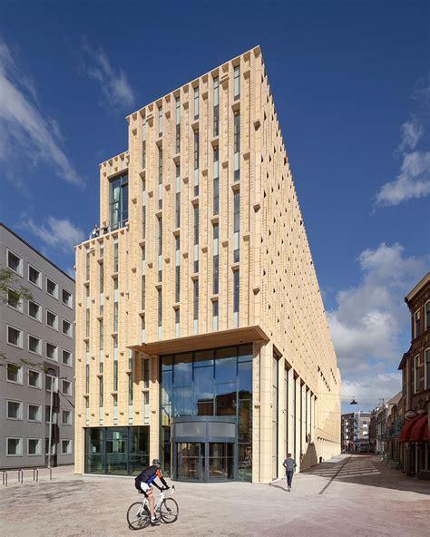 the culture house culture house rozet 2014 best dutch building of the year metalocus