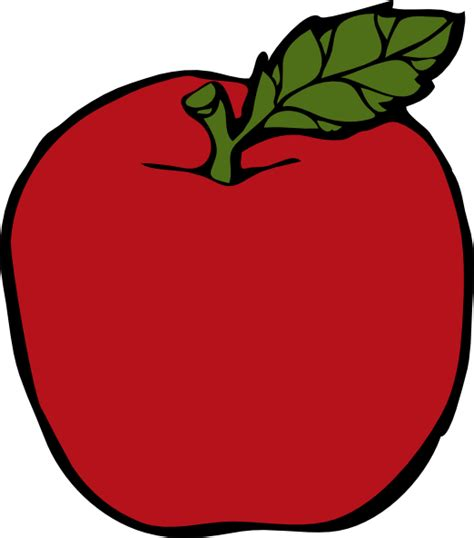 Apple Clipart Images apple clip at clker vector clip