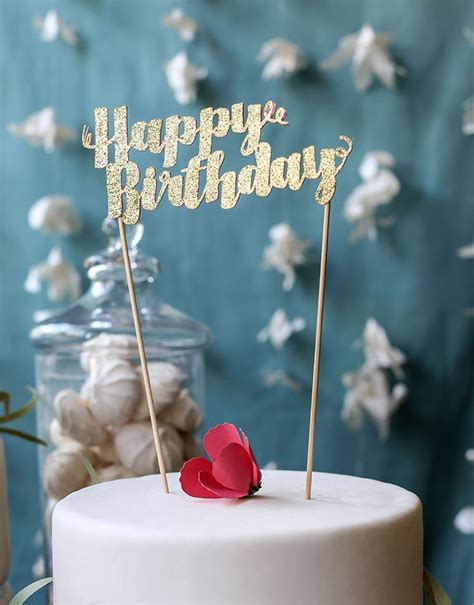 Birthday Cake Toppers by 25 Best Ideas About Birthday Cake Toppers On