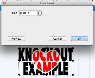 php knockout tutorial craft edge knockout effect with sure cuts a lot 4