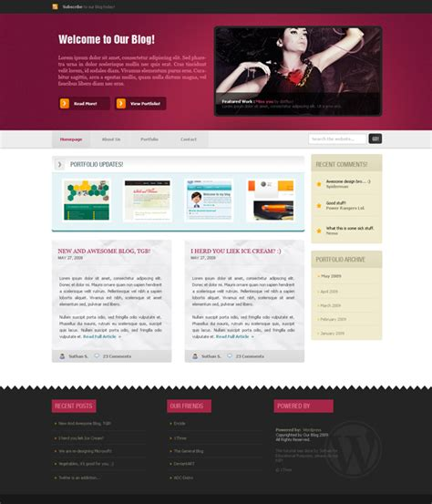 web layout styles 30 best web design layout photoshop tutorials