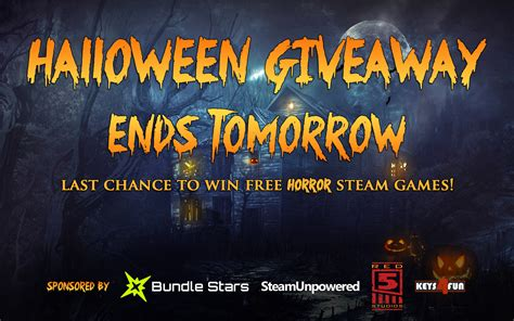 Steam Keys Giveaway 2014 - halloween 2014 archives steam unpowered